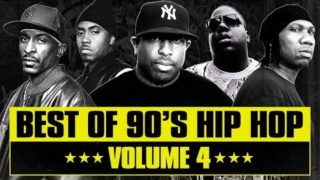90's Hip Hop Mix #04 | Best of Old School Rap Songs | Throwback Rap Classics | Eastcoast