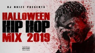 🎃 Halloween Hip Hop Mix 2019 | Scary Rap Trap Party Songs | Creepy Remix | DJ Noize