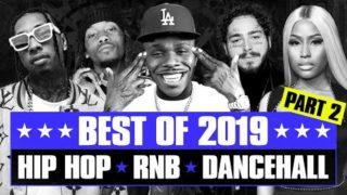 🔥 Hot Right Now – Best of 2019 (Part 2) | R&B Hip Hop Rap Dancehall Songs |New Year 2020 Mix